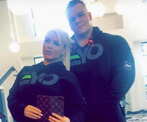 WWE Superstar Dana Brooke mourns the death of boyfriend Dallas McCarver