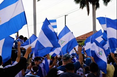 Nicaraguan business leaders join activists in call for national strike