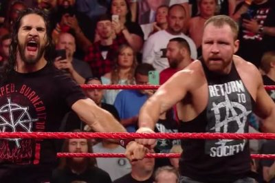 WWE Raw: Ambrose returns, Lesnar attacks Reigns