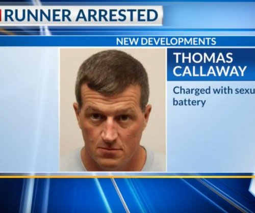 Man who slapped reporter's behind on air arrested on sexual battery charge