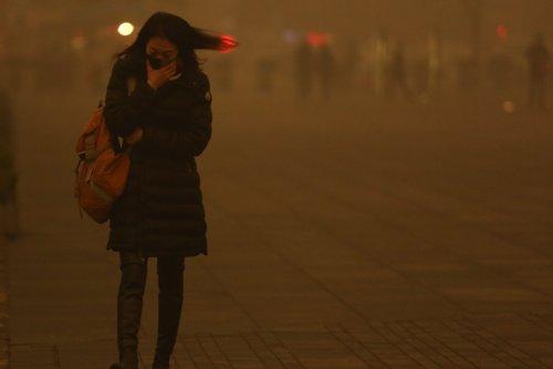 Air pollution killed nearly a half-million newborns last year, study says