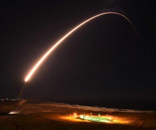 Minuteman III ICBM test launch hits its target, 4,200 miles away