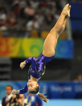 Olympic Medal: W. Bal. Beam Gymnastics