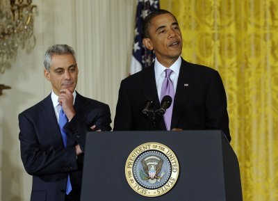 Emanuel says he is Illinois resident