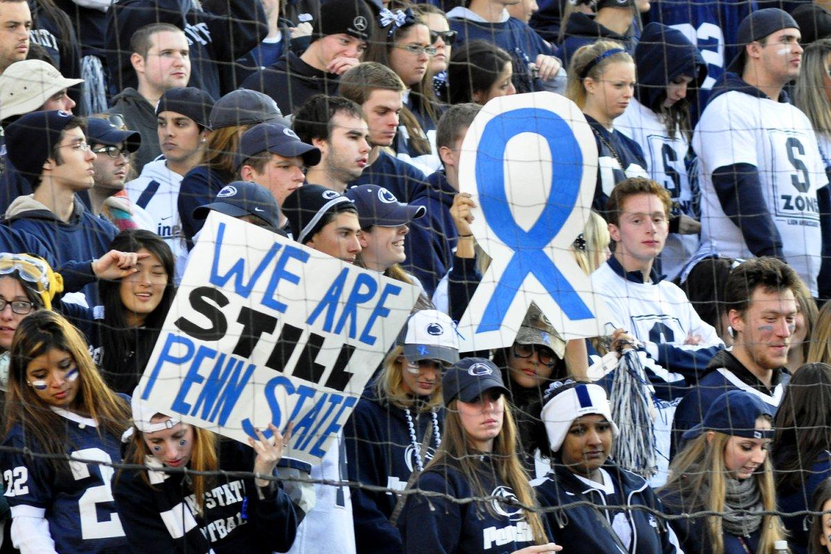 Penn State Drops Sweet Caroline Song Upi Com