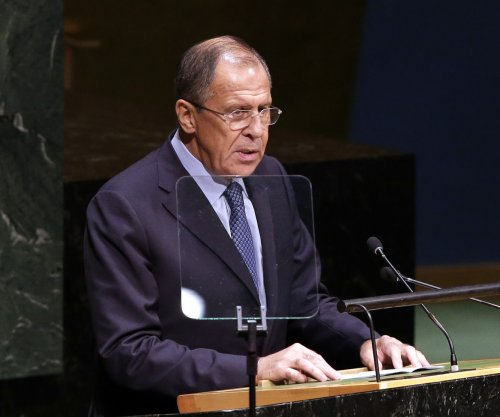 U.S. sanctions on Russia are 'hostile,' says Lavrov