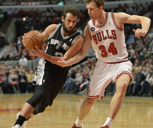 San Antonio Spurs' Belinelli to defend 3-point title