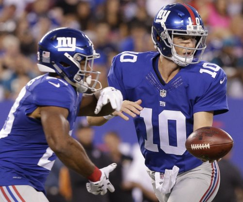 Report: New York Giants, Eli Manning finishing four-year, $84M deal