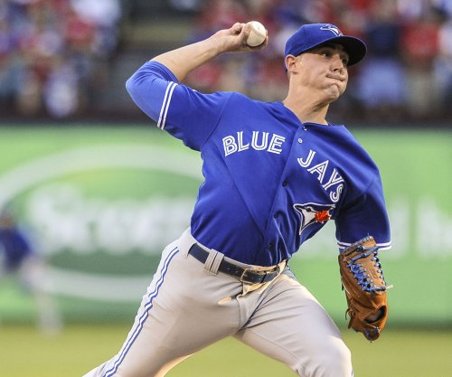 Toronto Blue Jays option All-Star RHP Aaron Sanchez to minors