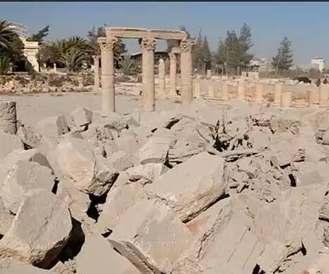 Islamic State renews efforts to retake Syria's Palmyra