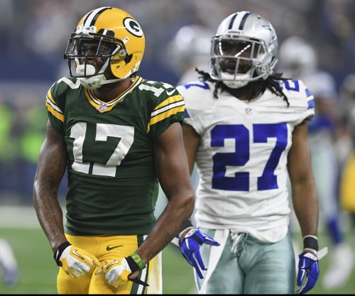2017 NFC Championship Game: Jordy Nelson limited, DNP for Davante Adams