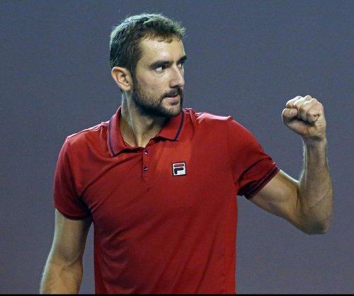 No. 1 seed Marin Cilic rallies for World Tennis win