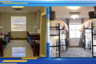 Watch: University Of Texas Dorm Room Gets $2,000 Makeover   UPI.com Part 88