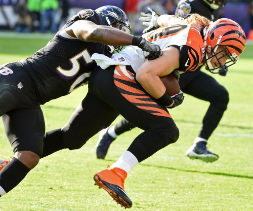 Fantasy Football: Cincinnati Bengals replacement TE Ryan Hewitt injures knee
