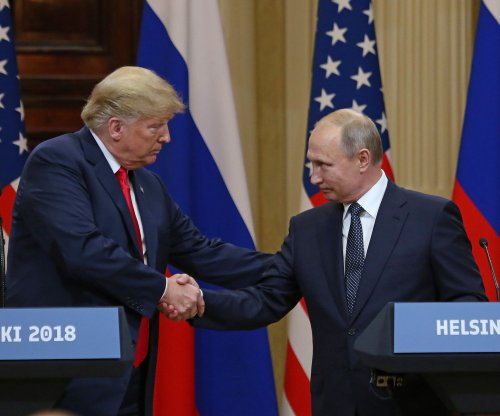 Trump at Putin summit: 'I don't see any reason why' Russia would interfere