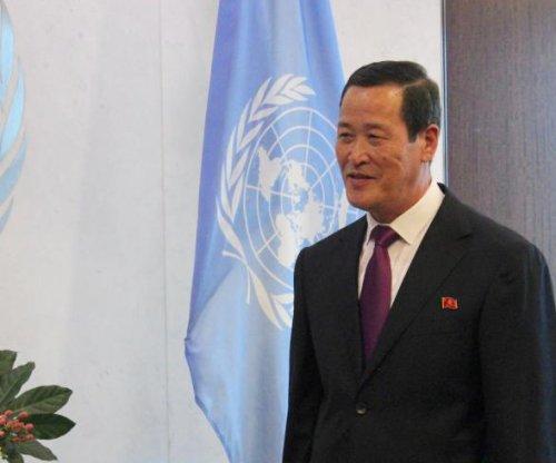 New North Korea ambassador to 'work with U.N.' after inter-Korea summit