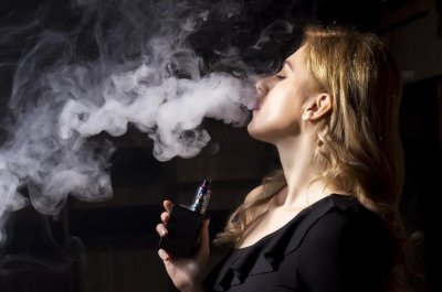 Vaping raises risks for heart disease similar to smoking