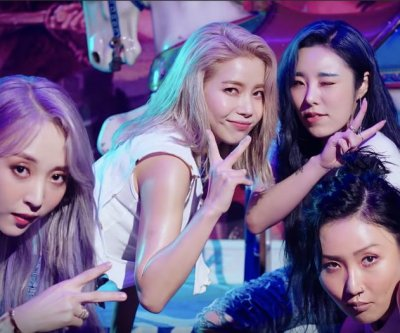 Mamamoo shares new 'Hip' music video teaser