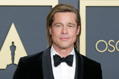 Brad Pitt says he will 'get back to making things' after Oscars win