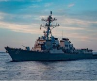 U.S. Navy destroyer arrives in Port Sudan, days after Russian frigate