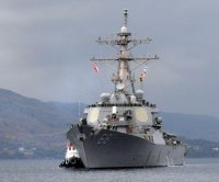 USS The Sullivans deploys to join HMS Queen Elizabeth carrier strike group