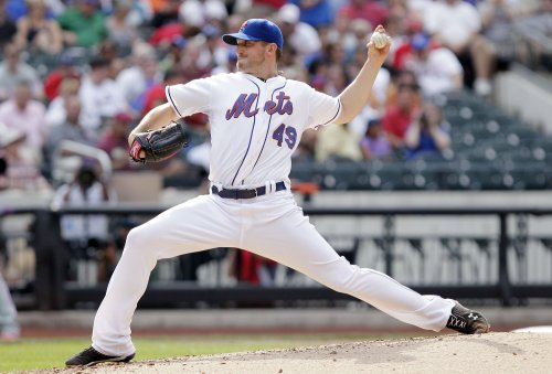 MLB: New York Mets 3, Pittsburgh 1