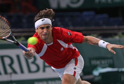 Ferrer, del Porto up in tennis rankings