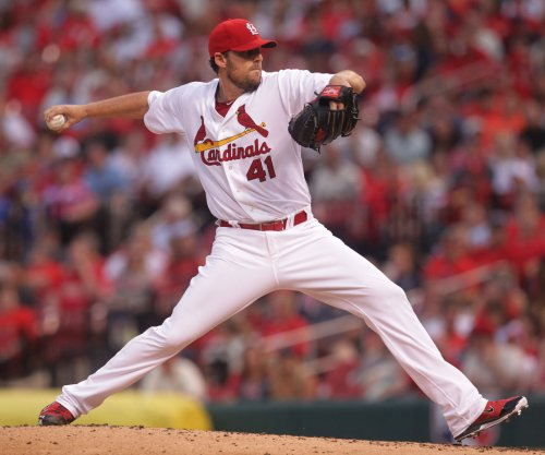 Lackey, St. Louis Cardinals blank Los Angeles Dodgers