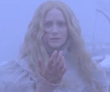 Mia Wasikowska stars in first trailer for 'Crimson Peak'