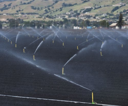 Drought-stricken California limits water use by farmers; Obama extends $110M in relief
