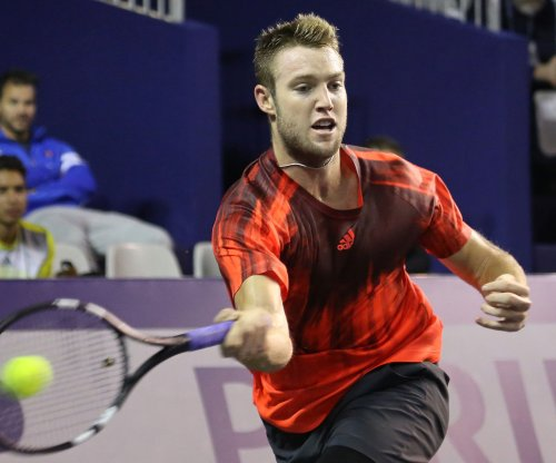 American Jack Sock upset in first round in Rio