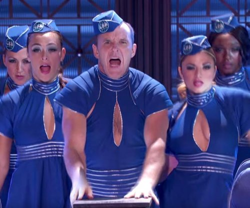 Clark Gregg gets 'Toxic' on 'Lip Sync Battle'