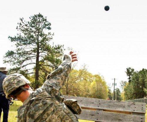 U.S. Army developing new hand grenade