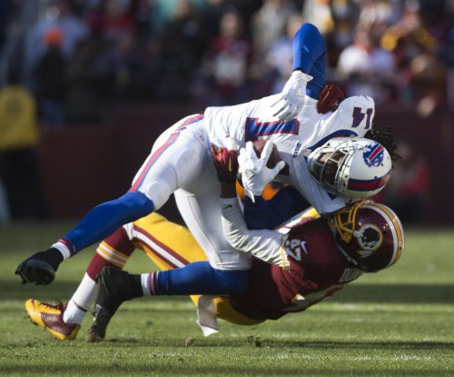Fantasy Football: Buffalo Bills' Rex Ryan concerned about Sammy Watkins for Sunday