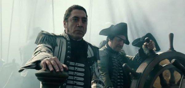 Watch: 'Pirates of the Caribbean 5' latest trailer explores Captain Salazar's origin - UPI.com