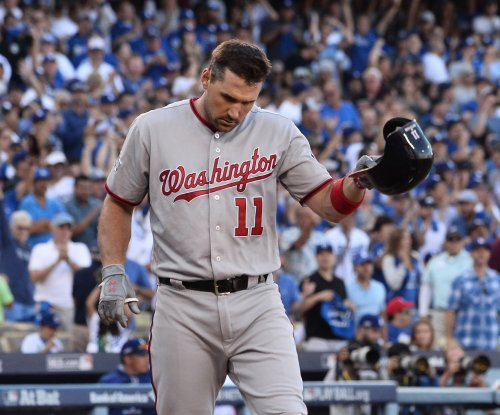 Washington Nationals 1B Ryan Zimmerman out again with back issues