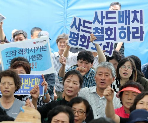 Activists in South Korea brace for latest round of THAAD
