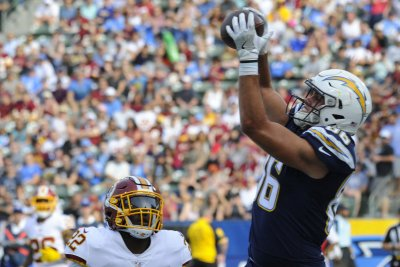 Los Angeles Chargers place TE Hunter Henry on IR