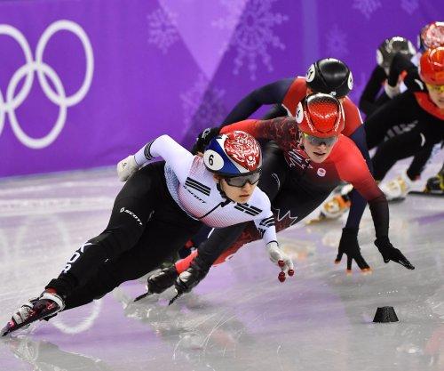 South Korea's Choi Min-Jeong wins women's 1,500m short track speed skating