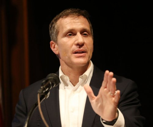 Missouri governor faces felony charge for computer tampering