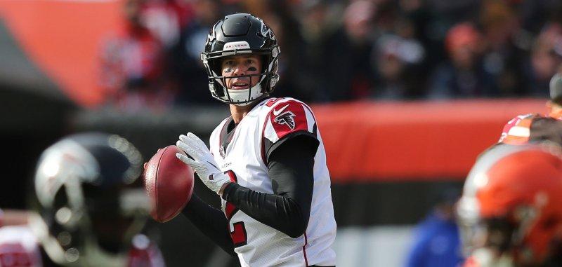 98796b2e Atlanta Falcons face long odds in playoff push - UPI.com