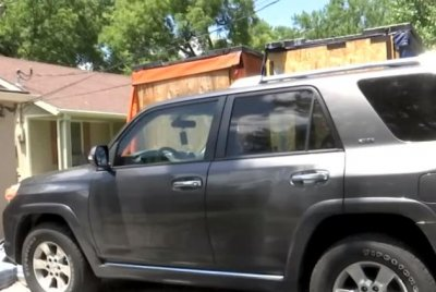 Missouri woman tracks down her stolen SUV, takes it back