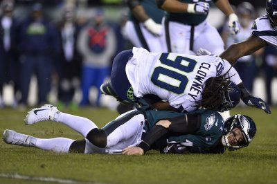 NFL playoffs: Philadelphia Eagles' Carson Wentz ruled out with head injury
