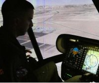 CH-53K King Stallion helicopter simulator is ready for training