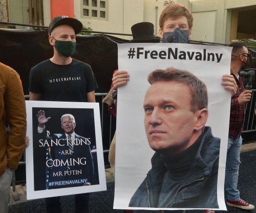 Alexei Navalny awarded European Parliament human rights award