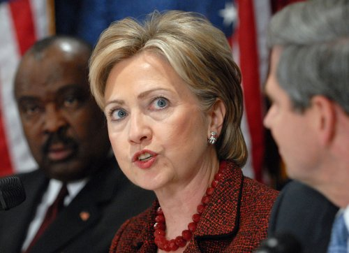 Is Clinton in charge of her campaign?