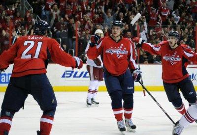 NHL: Washington 5, Anaheim 1