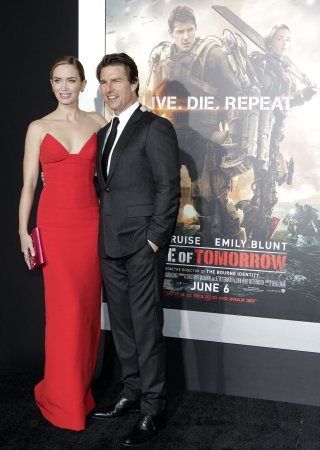 Emily Blunt on killing Tom Cruise's character in 'Edge of Tomorrow': It was really exciting