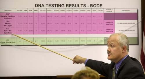 California nixes DNA database for suspects