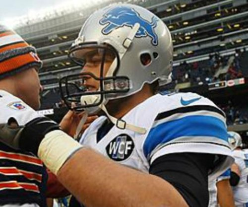 Detroit Lions down Chicago Bears; NFC North to be decided in GB next week